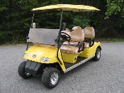 Star 4 Passenger Golf Cart