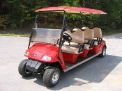 Star 6 Passenger Golf Cart