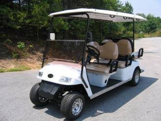 Star 6 Passenger Cart